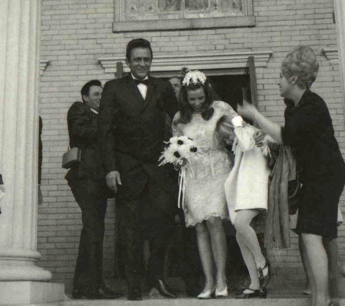 Johnny June Cash Getting Married