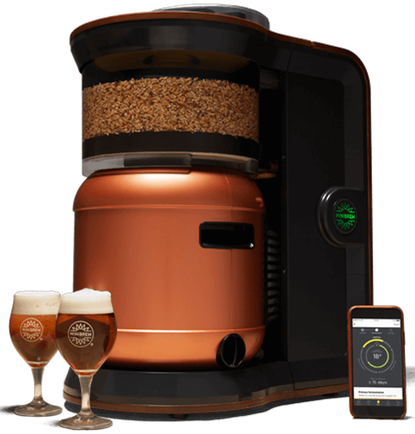 Image result for Home Use Beer Brewing Machine
