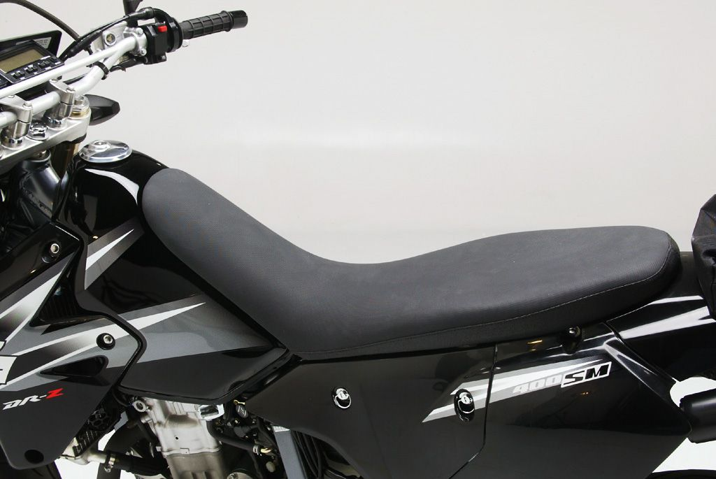 Corbin Seat Suzuki DRZ 400 Dual Sport Motorcycles