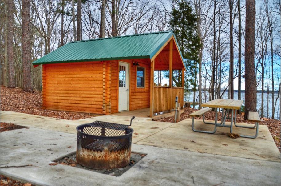 Camper Cabins At South Carolina State Parks Cabin State Park Camping Sc State Parks