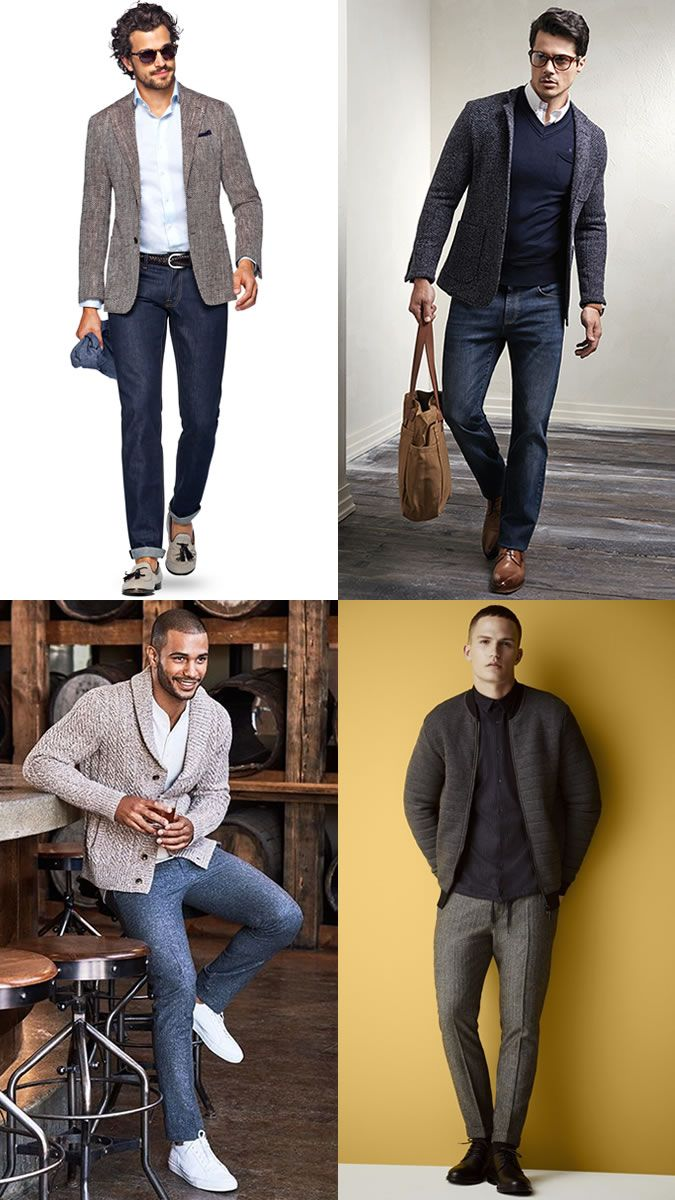 Mens smart casual outfits