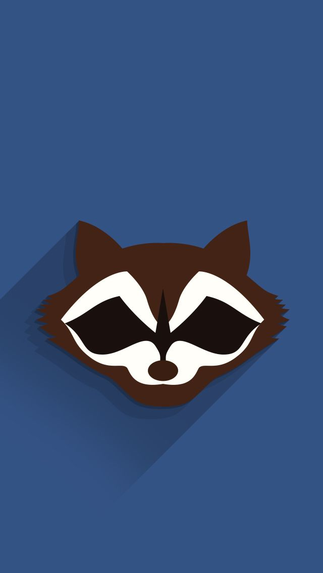 Have You Caught The Movie Yet If Not Then Must To GuardiansOfTheGalaxy Rocket Raccoon IPhone Wallpaper Mobile9