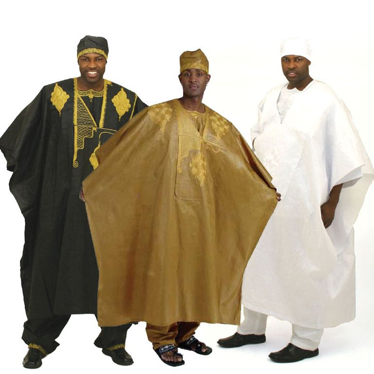 Embroidered Grand Boubou Make A Grand Entrance! The Grand