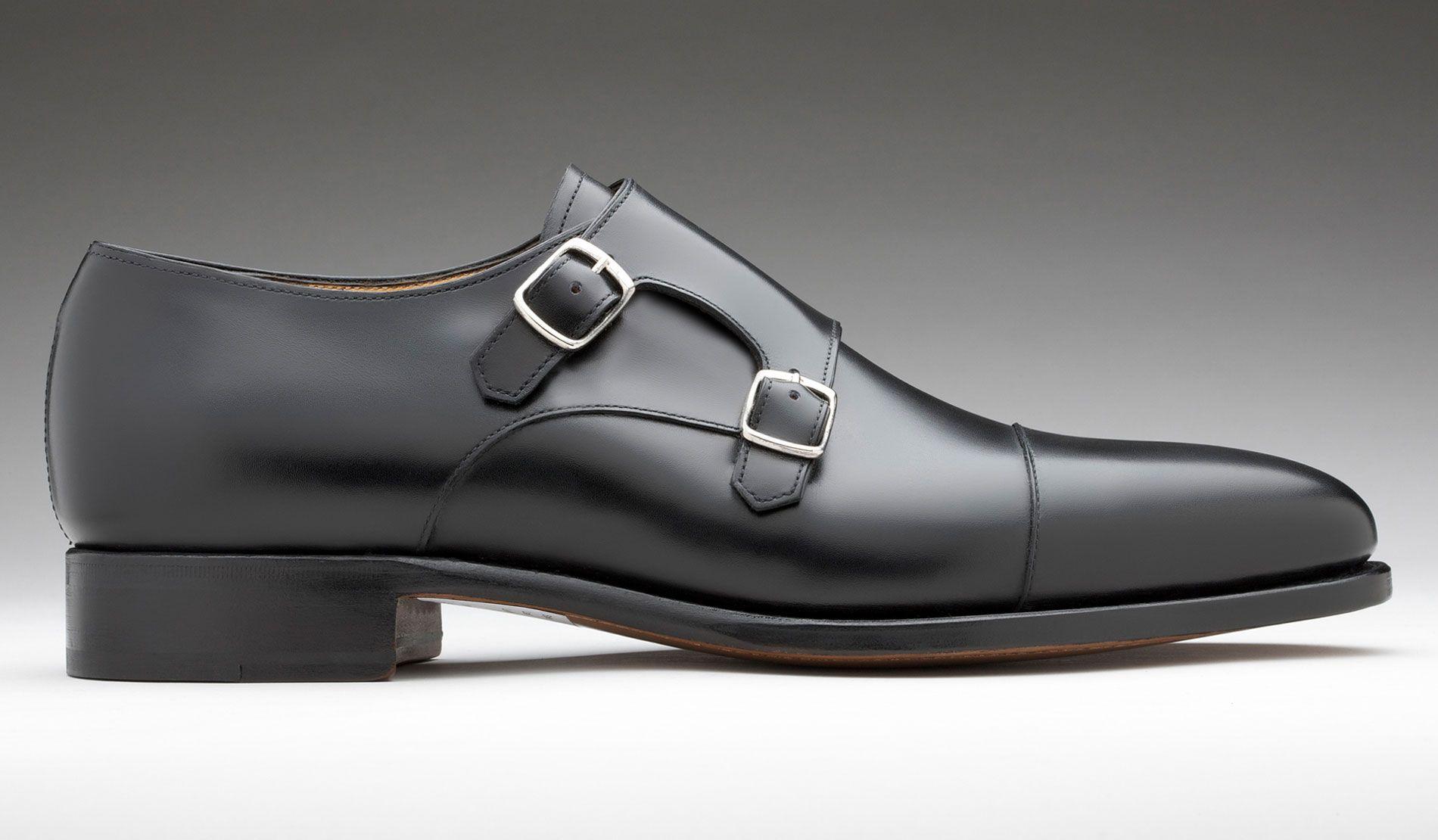 scott chaussure ville boucle box noir chaussures de. Black Bedroom Furniture Sets. Home Design Ideas