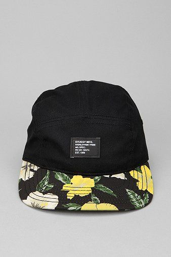 Stussy Hawaii 5-Panel Hat  0ef11840fbe