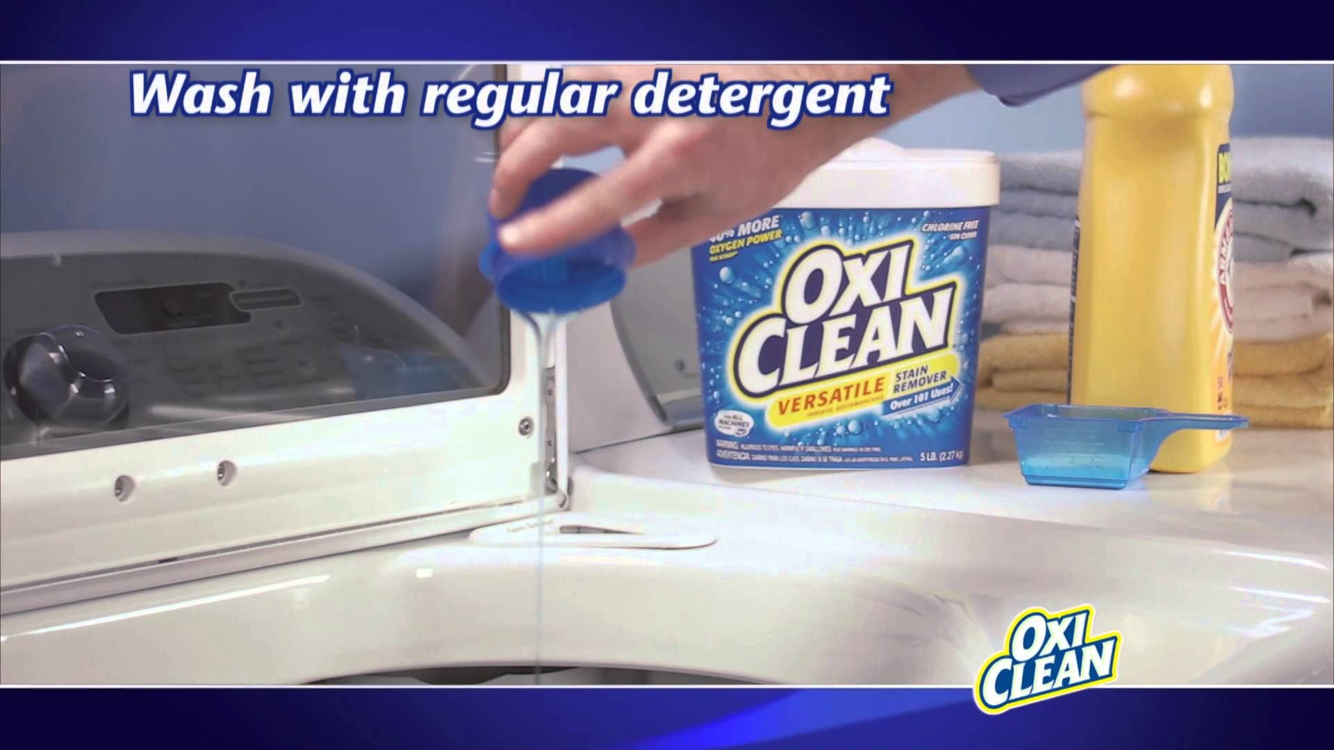 How to remove chocolate stains with oxiclean stain