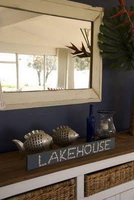 Lake Themed Decor Google Search
