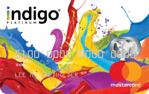 Indigo® Platinum Mastercard® Credit Card Best credit