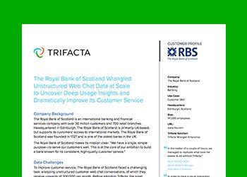 Rbs Trifacta Future Of Banking Digital Revolution Data