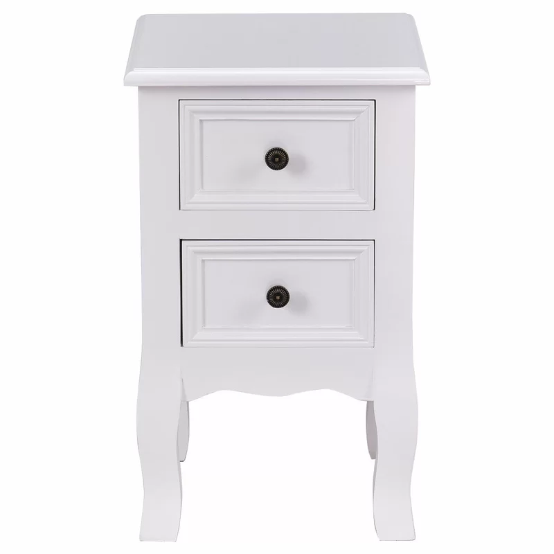 Nightstands Bedside Tables You Ll Love In 2020 Wayfair In 2020 2 Drawer Nightstand Nightstand Set Of 2 Drawer Nightstand