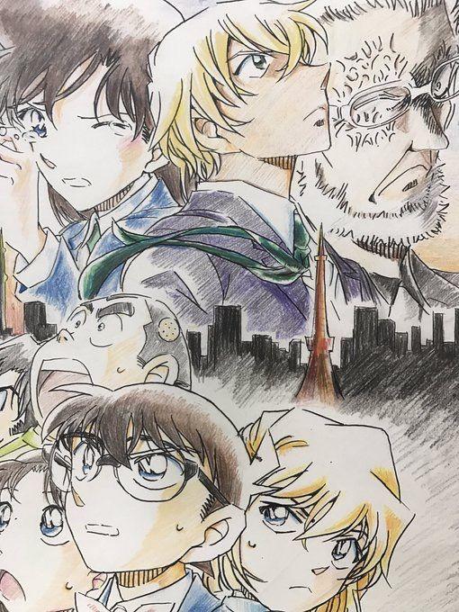movie 22 Conan movie, Detective conan, Conan