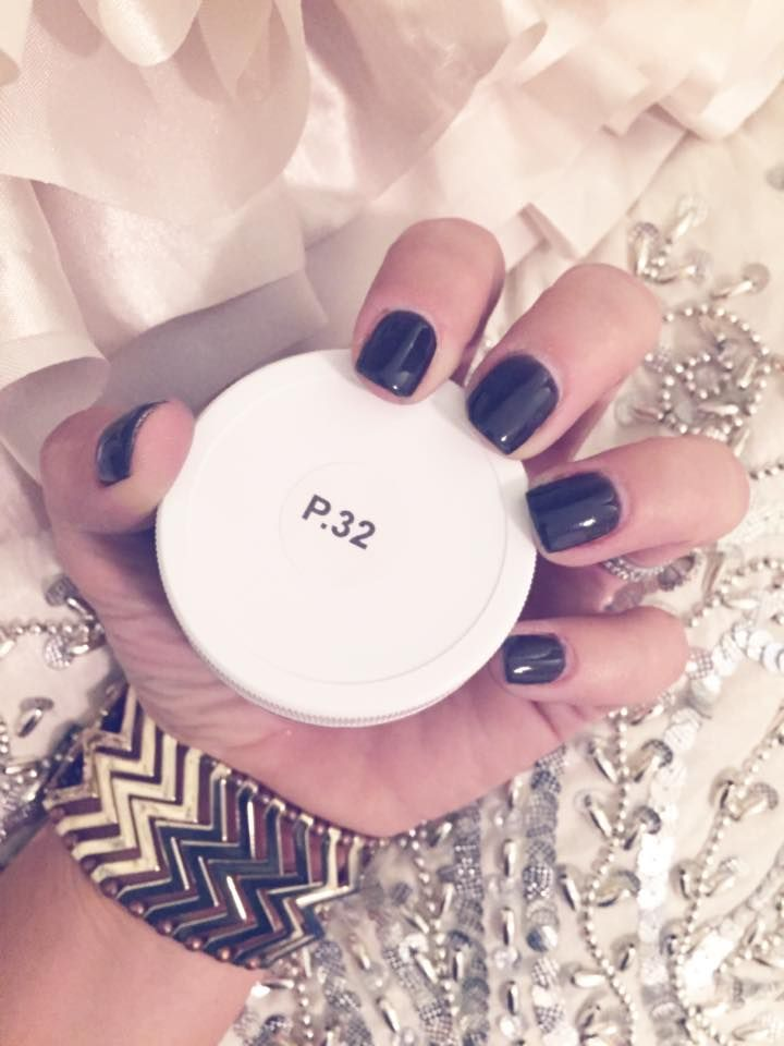 Pretty Fall Color from EZ Dip: P.32 Black | Wish List!! | Pinterest ...