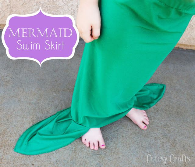 Free Mermaid Tail Sewing Pattern Swimsuit Fabric Mermaid Tails