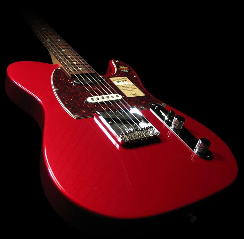 Fender Deluxe Nashville Telecaster Electric Guitar Candy Apple Red Fender Deluxe Telecaster Guitar