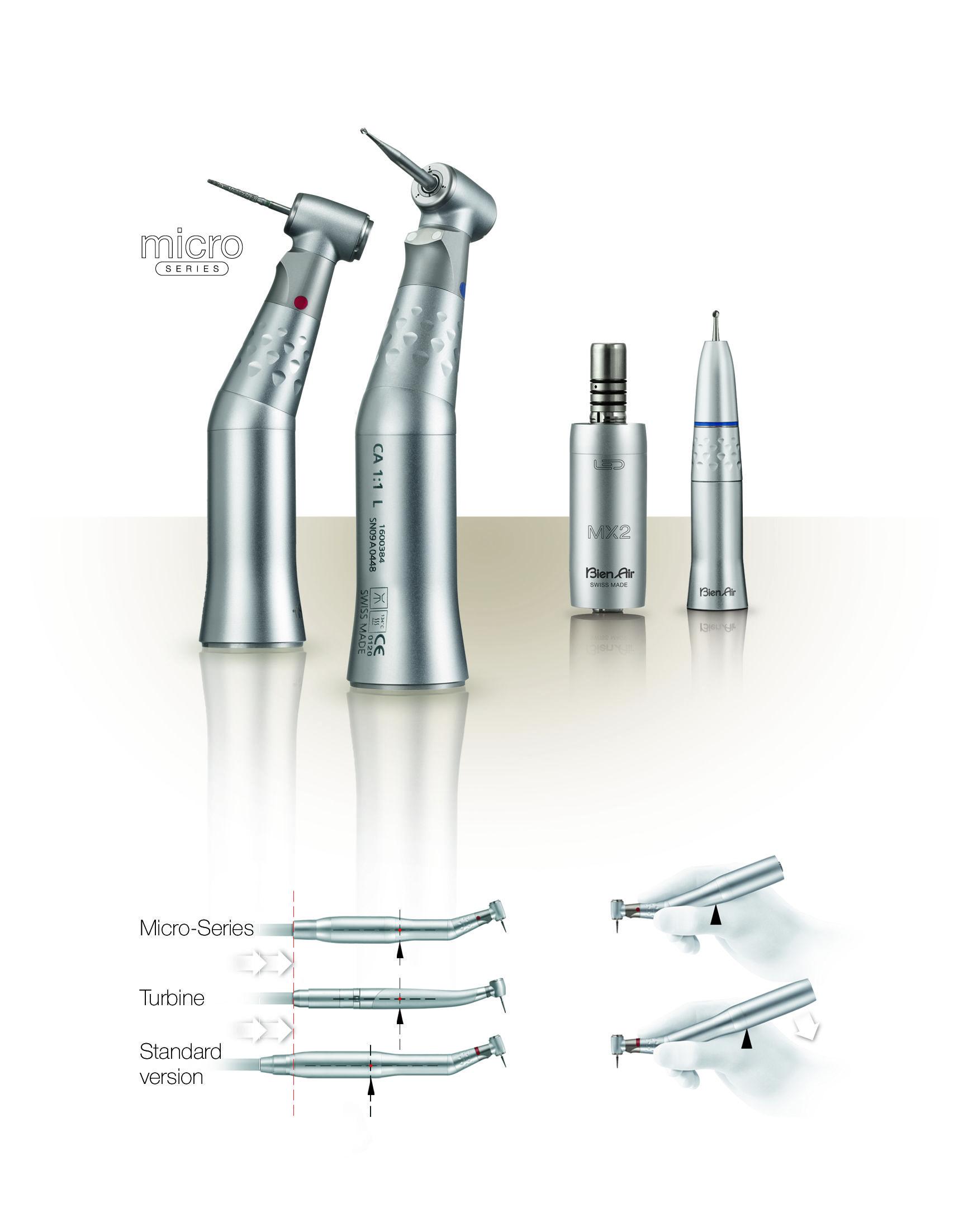 MicroSeries by Bien Air Dental, Office supplies