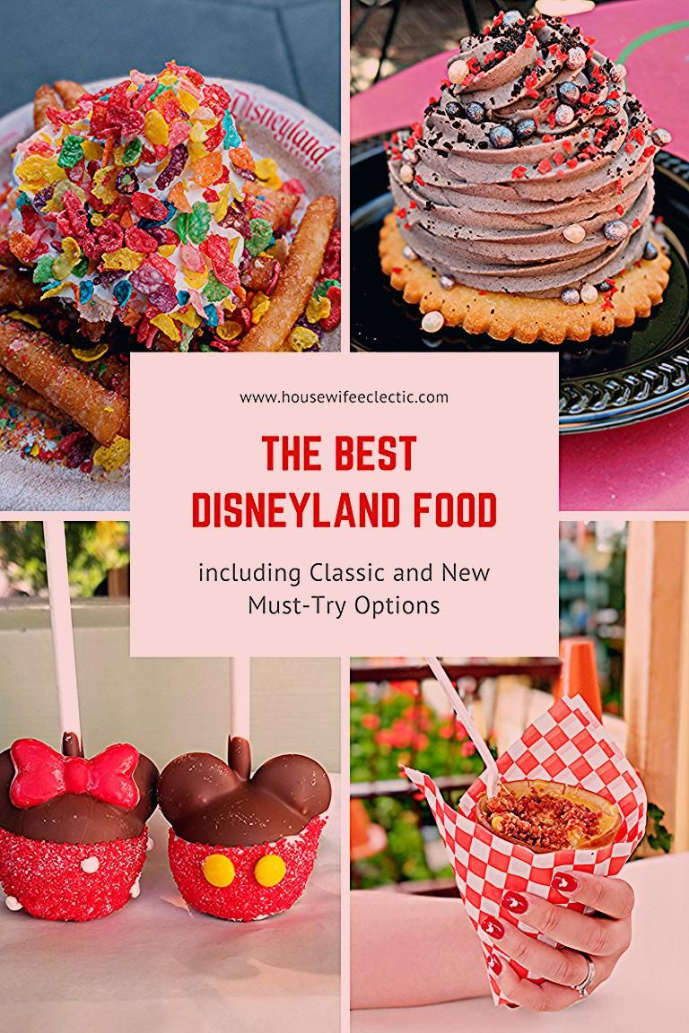 Photo of The Best Things to Eat at Disneyland and California Adventures – Housewife Eclectic