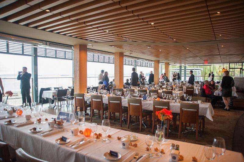 Boathouse Kitsilano Wedding Venue