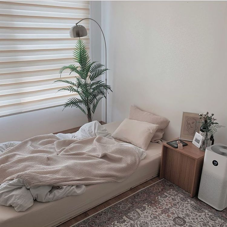 Aesthetic Minimalist Bedroom Cute Minimal Aesthetic Bedroom