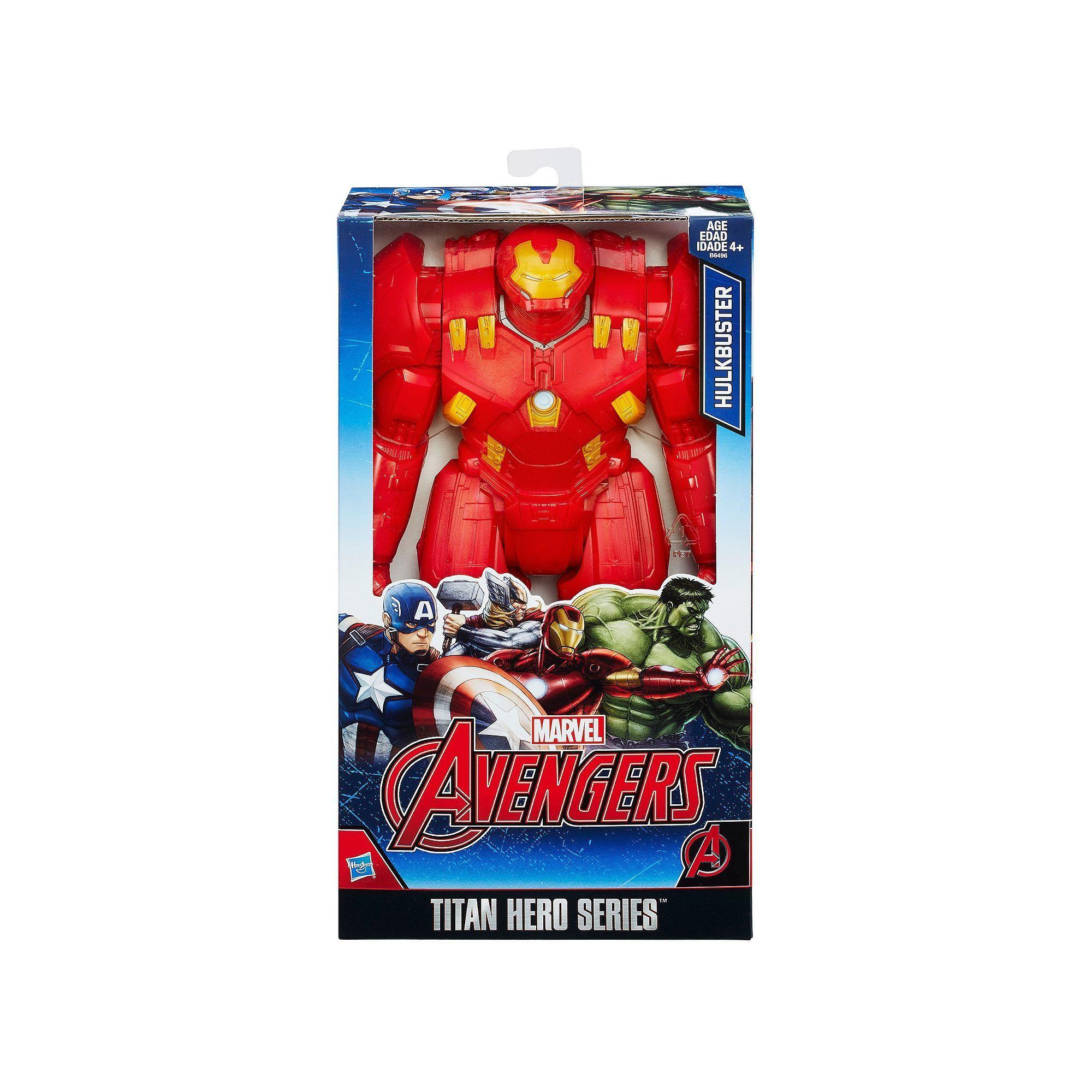 Avengers Infinity War Titan Hero Series Black Panther Thanos Hulk Figure Toys UK