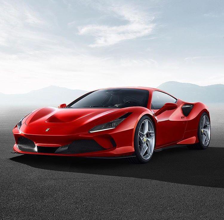 Ferrari F8 Tributo Wallpapers