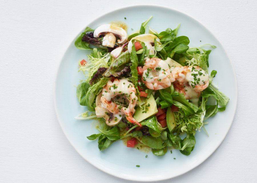Jean Georges Shrimp Salad Recipe