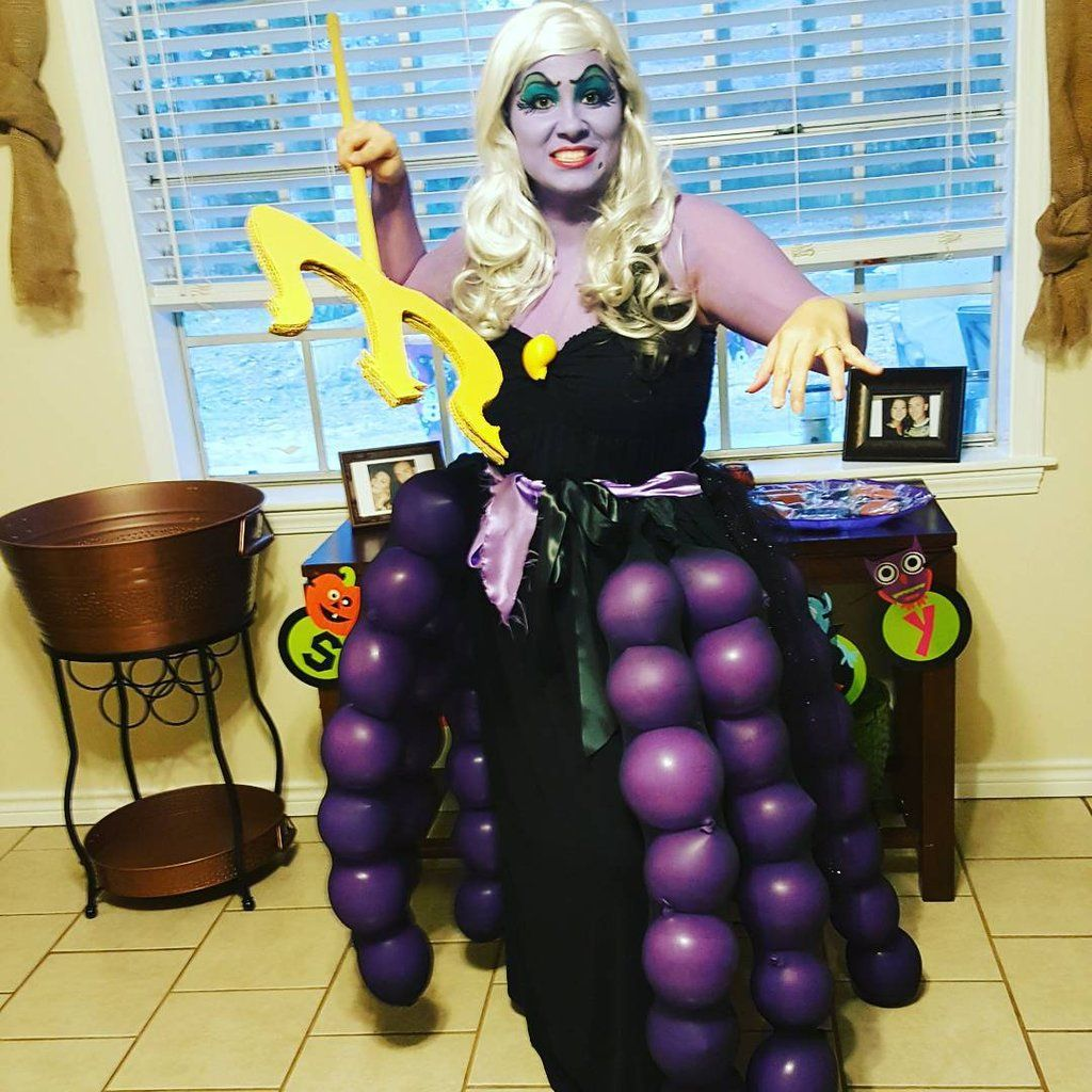 killer costume idea: ursula the sea witch | sea witch costume, sea