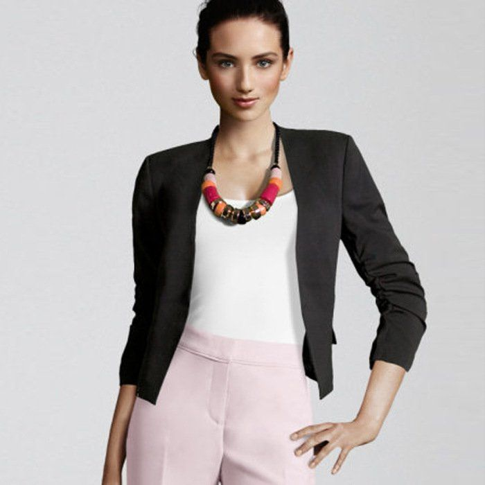 Images of Casual Blazer Womens - Reikian