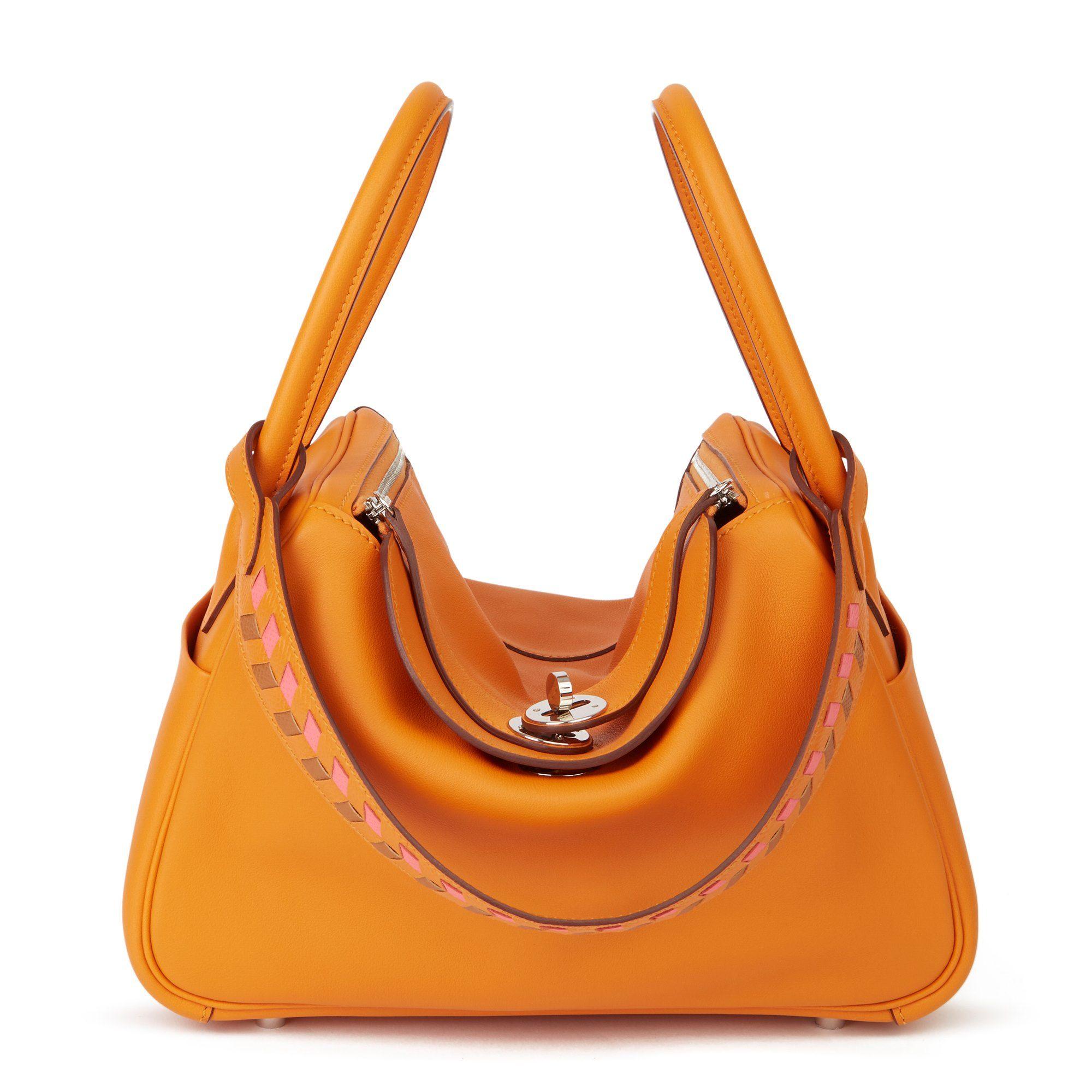 Photo of Hermès Lindy 26cm 2018 HB3151 | Second Hand Handbags | Xupes