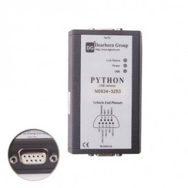 It Is Multi Protocol Hardware Interface That Is Designed To Communicate To All Obd Ii Vehicle Diagnostic Networks The Pyth Nissan Diesel Diagnostic Tool Denso