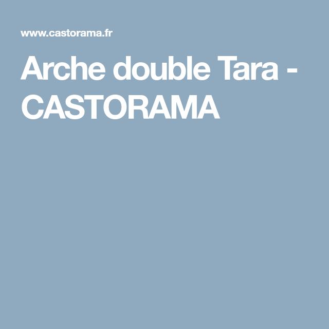 Arche Double Tara Castorama Castorama Archee Acier