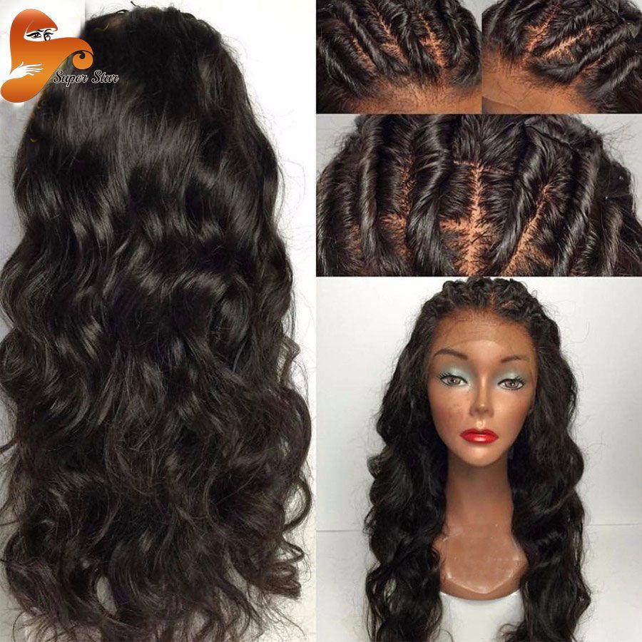 8a best silk top full lace wigs brazilian virgin hair body wave