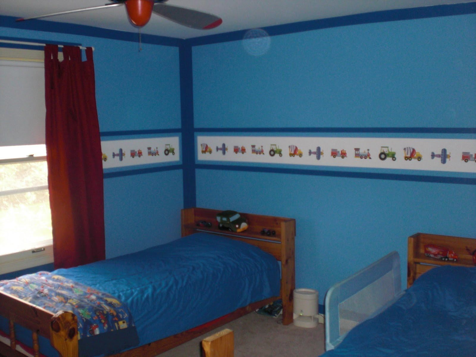 Best 70 Borders For Boys Room Bedroom Decorating Ideas On A Budget Check More At Http Davidhyo 400 x 300