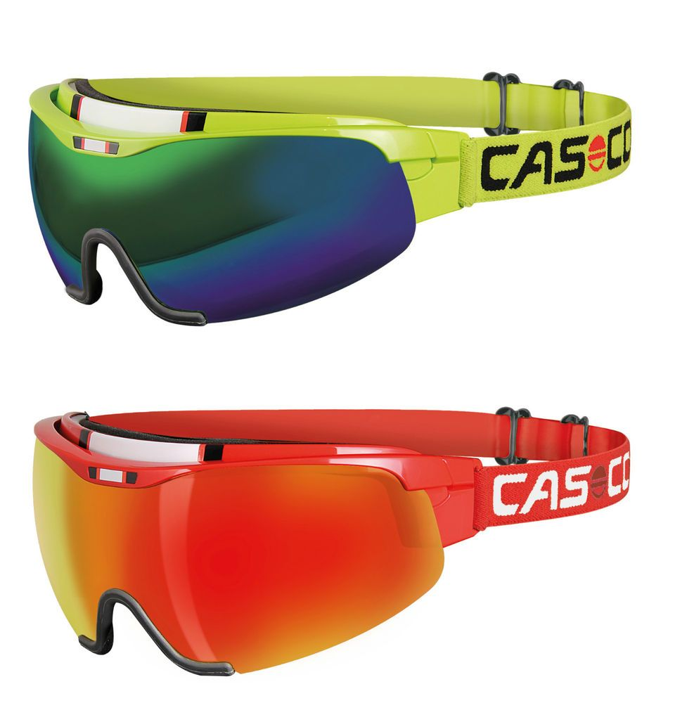 f019c554c Casco Spirit Carbonic Nordic Shield | Classic Cross Country Ski Racing  Goggles