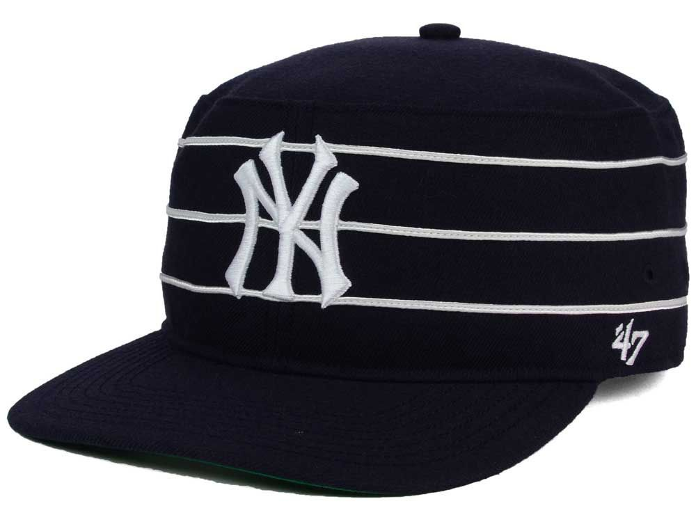 106a427f New York Yankees '47 MLB '47 Bicentennial Pillbox Cap | Clothes ...