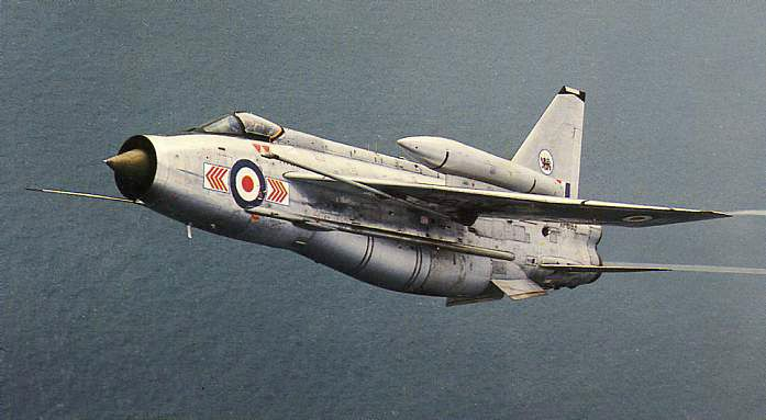 the english electric lightning is for many the epitome of all