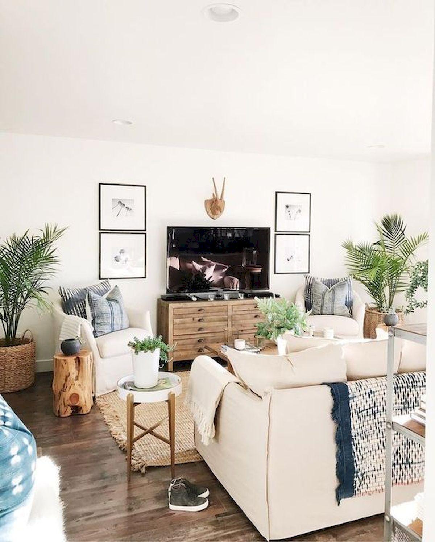 55 Best Home Decor Ideas: 55+ 2019 BEST FARMHOUSE LIVING ROOM DECOR IDEAS AND