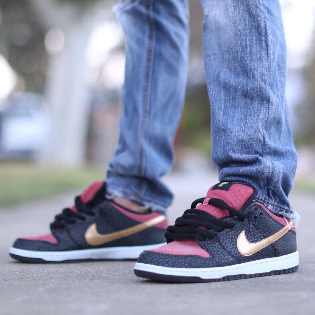 Brooklyn Projects x Nike Dunk Low Pro SB