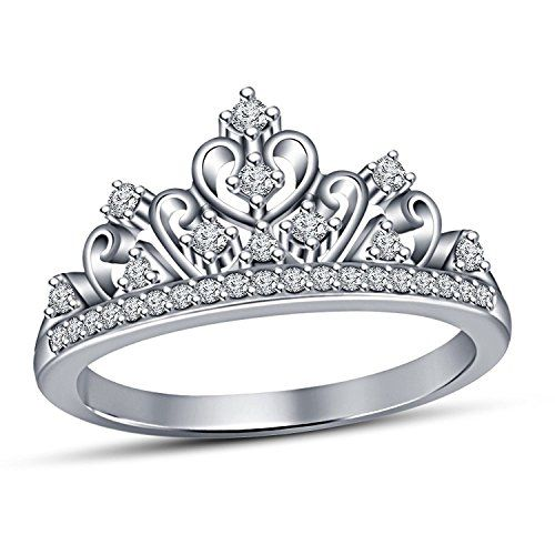 White Gold Over On Alloy Crown Ring, Princess Crown Ring ... https://www.amazon.com/dp/B06XQLDC24/ref=cm_sw_r_pi_dp_x_skAZyb9CHW6JD