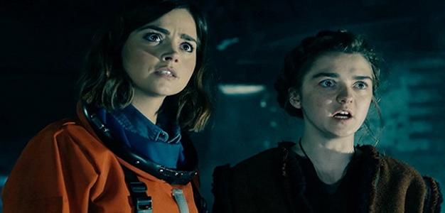 Arya participa de doctor who