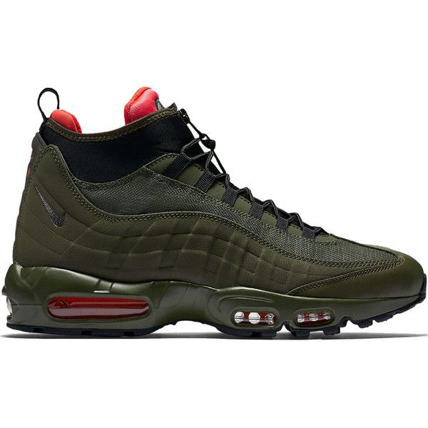 Nike Air Max 95 SneakerBoot found at Blue & Cream. www