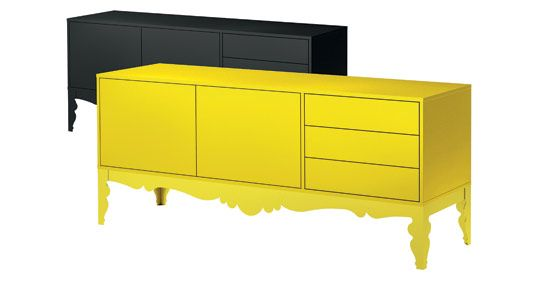 Ikea Yellow Credenza : Skænk home decor ikea sideboard cabinets
