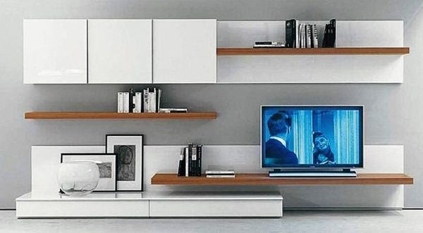 Muebles modernos para tv 600 331 projetos m veis for Muebles para tv modernos