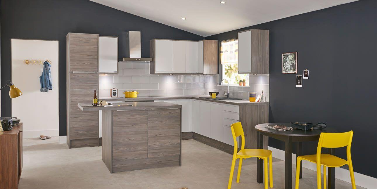 City Matt Grey Kitchen Ideas Pinterest Gray Kitchens Light - Matt grey kitchen units