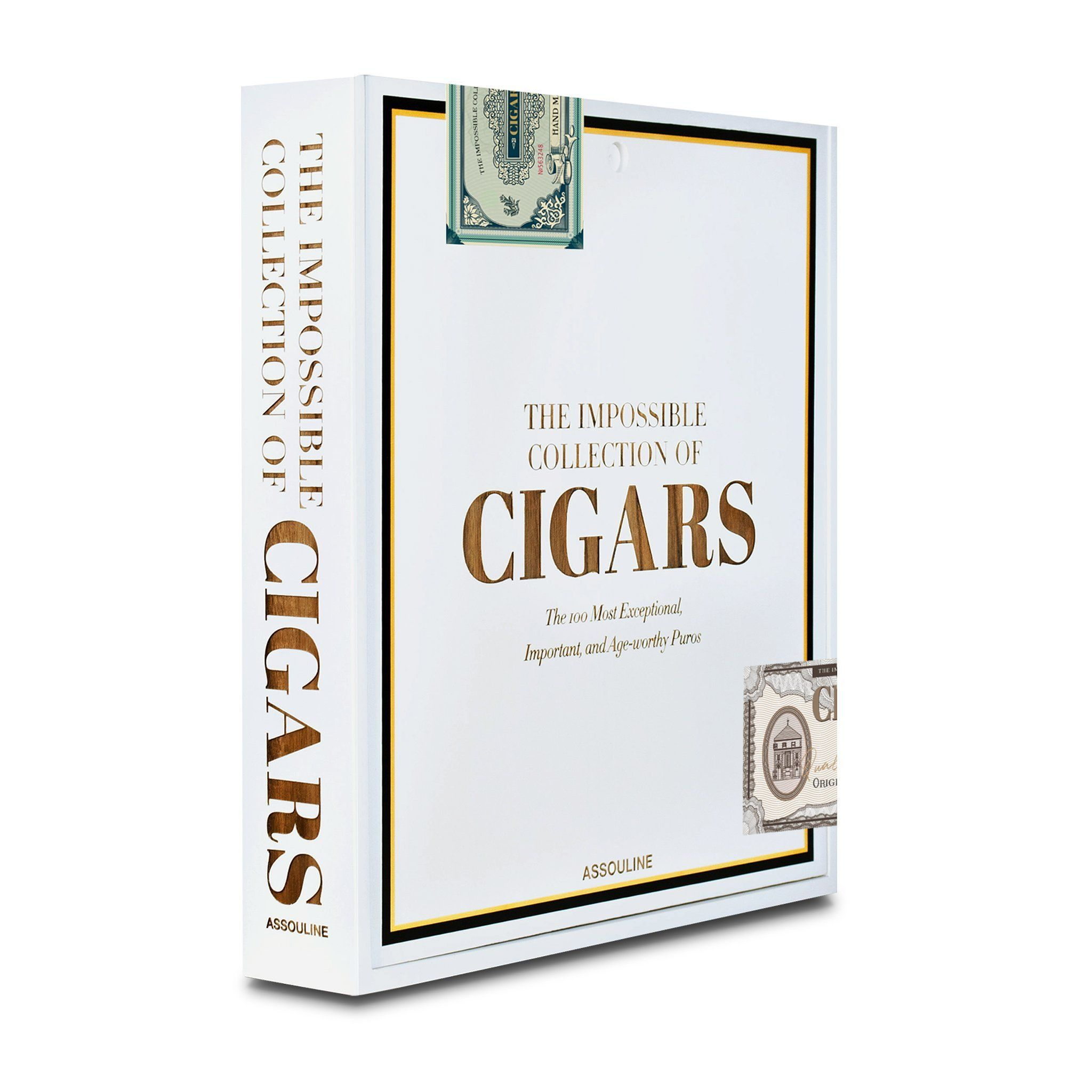 The Impossible Collection Of Cigars Cigars Champagne Corks Assouline