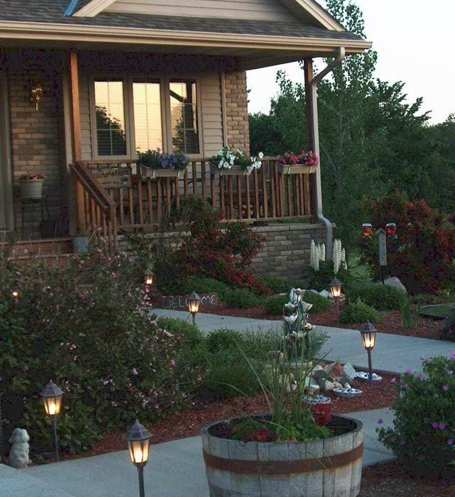 landscaping ideas for front yard zone 7 landscape design