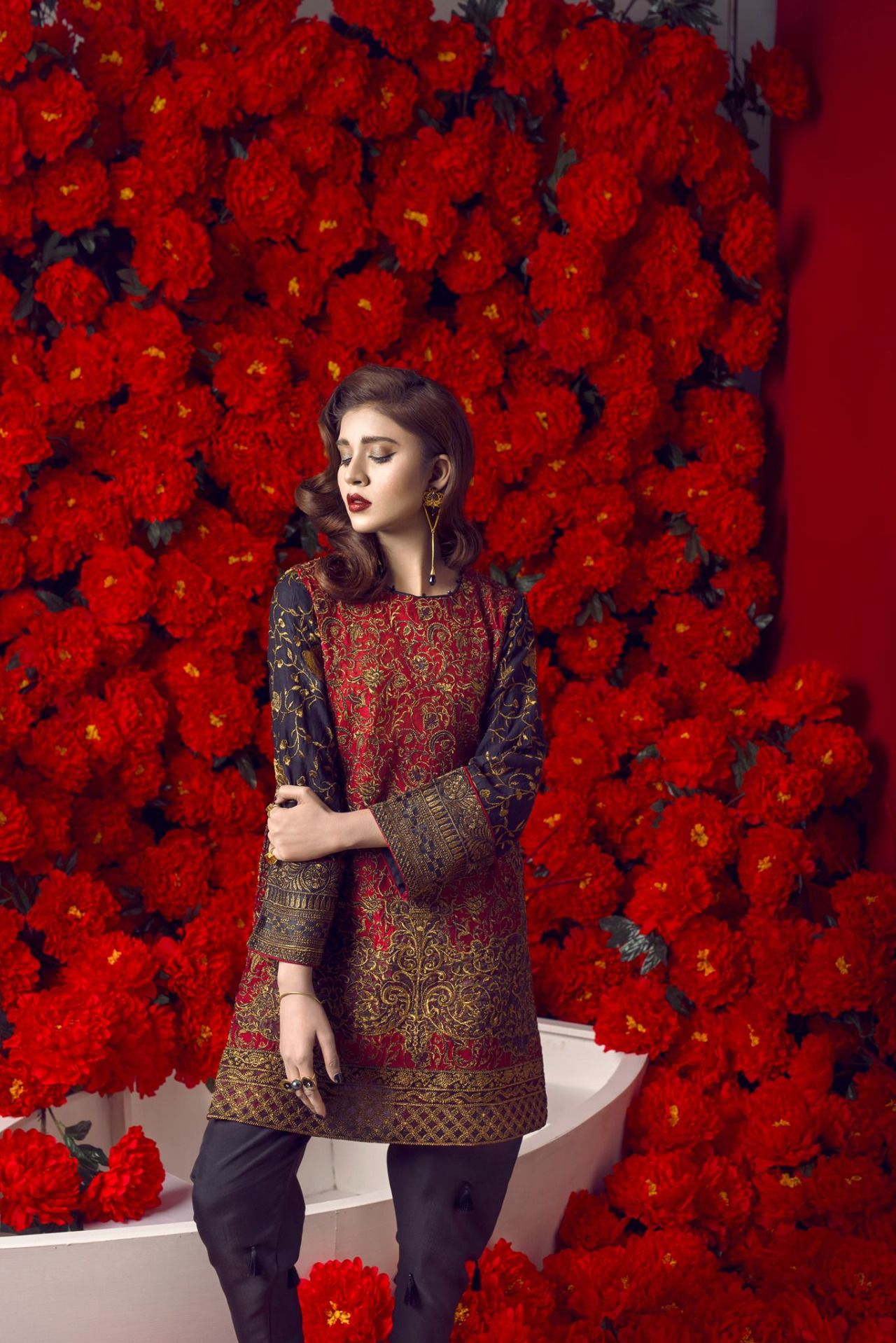Ethnic by outfitters fall in you pakistanifashionedits pakistani