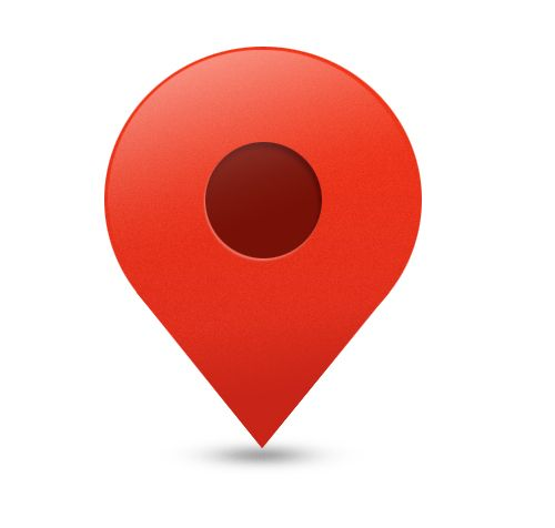 Site Map Icon: Location, Map Pin Icon By Sonal Panchal, Via Behance
