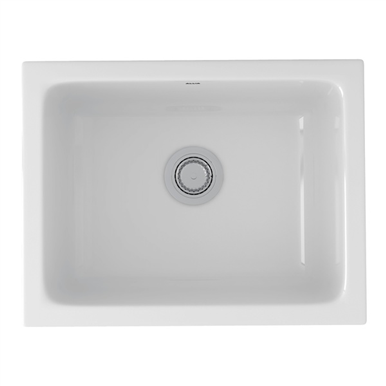 Rohl Allia 24 Single Basin Undermount Kitchen Sink Allia Basin Kitchen In 2020 Undermount Kitchen Sinks Drop In Kitchen Sink Rohl