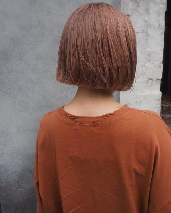 やっぱり気になる暖色系 この冬は赤みのあるカラーにしてみませんか