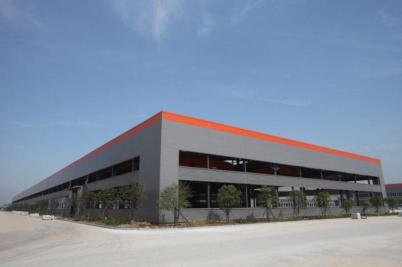 Construcciones metalicas tecnicas metalicas - Cerramientos de fachadas ...